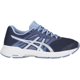 asics Gel-Exalt 5 Shoes Women Indigo Blue/Silver